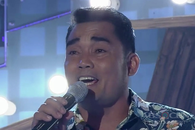 TNT 3: Mindanao contender Laurence Quinikis sings Straight From The Heart