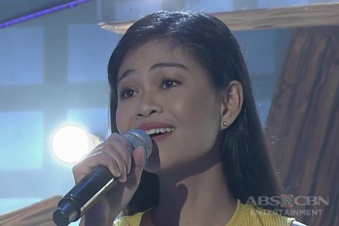 TNT 3: Visayas contender Glykha Odal sings 'Till I Met You